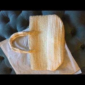 Altru Bags - Altru Goods Straw Tote from Causebox Summer 2019
